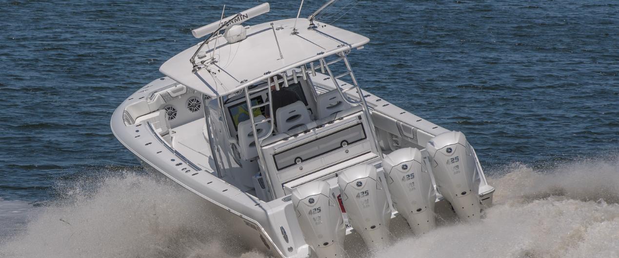 Contender 44 fisharound